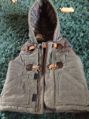M&s Gilet Aged 18-24 Months Great Condition