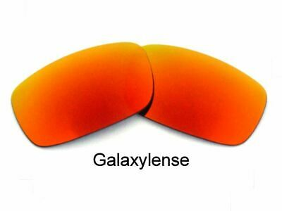 40240aa119c Galaxy Replacement Lenses For Oakley Crankshaft Sunglasses Red Polarized