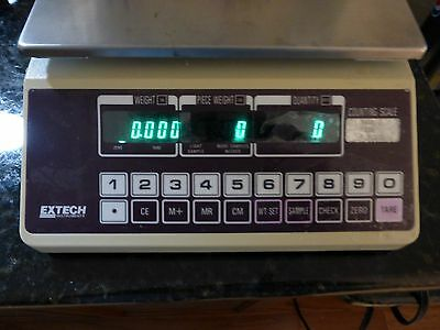 Extech Instruments 160310 Electronic Counting Scale 12LBS Max