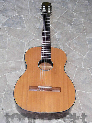 old MAX SANDNER spanish 4/4 Classical Guitar Guitar Gain Germany