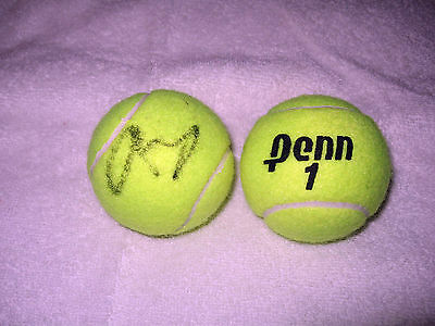 GBR Scotland UK ANDY MURRAY SIGNED AUTOGRAPHED Penn Tennis Ball Exact PROOF ATP3