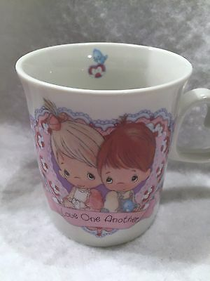 Precious Moments You Have Touched So Many Hearts Mug 1996
