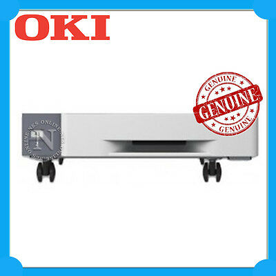 OKI Genuine 45530903 530x Sheets 2nd/3rd Paper Tray+Castor for C911/C931/C941