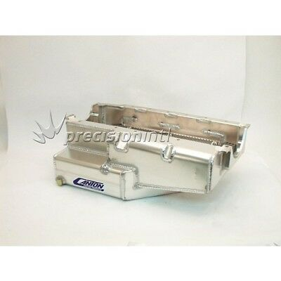 """Canton Racing Products 11-186A SBC 7"""" POWER OIL PAN/SUMP ALLOY PRO STYLE"""