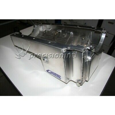 Canton Racing Products 13-369A CUSTOM DRAG RACE ALLOY OIL PAN/SUMP SUITS CHEV BB
