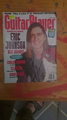 Assortment of collectable 1990s Guitar Magazines