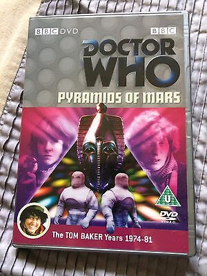 Doctor who: Pyramids of Mars (DVD)