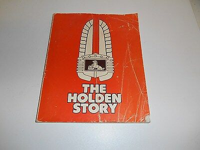 The Holden Story  Book