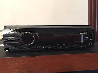 Car CD Player Unit SONY With USB Port