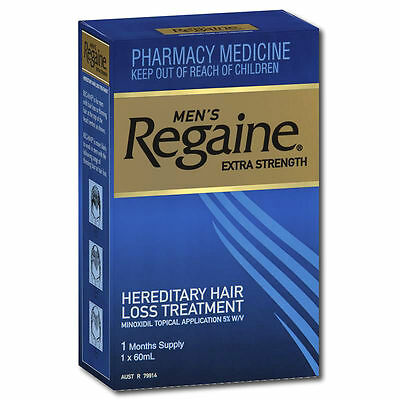 New 60ml Regaine Hair Loss Foam For Men Extra Strength Fast Drying Topical