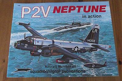 P2V Neptune in action. Squadron/Signal Aircraft No. 68