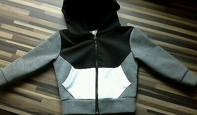 ��Baby Boys**river Island Mini**hooded Jacket 12-18 Months
