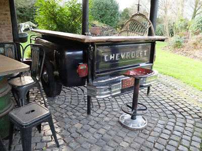Diner Theke Tresen Ladentheke 50er Jahre Pick Up Chevrolet