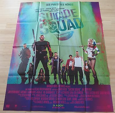 Affiche Cinema 8685 - Suicide Squad - Harley Quinnn - 120/160