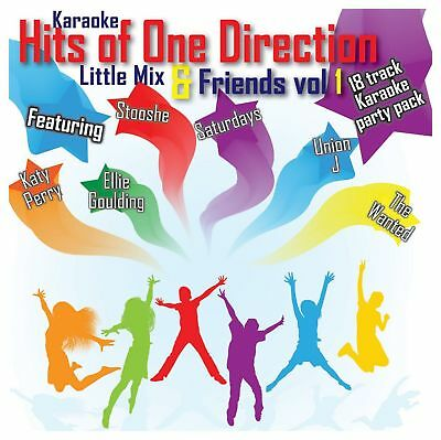 Easy Karaoke Hits of One Direction and Little Mix CD+G. The Official Argos Store