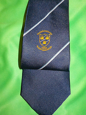 Pembrokeshire Junior Rugby Association Rugby Union Tie