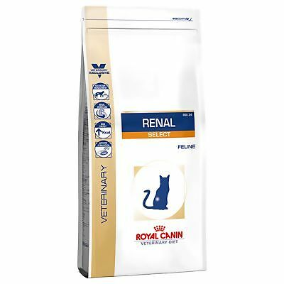 Croquettes Royal Canin Veterinary Diet Renal Select RSE 24 pour chats Sac 4 kg