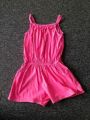 Girls Playsuit Jumpsuit Age 9 Years From Next