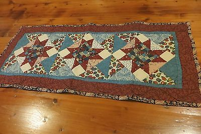 VINTAGE Style ~ PATCHWORK ~ RUNNER/CENTRE-PIECE ~ COUNTRY CHIC ~