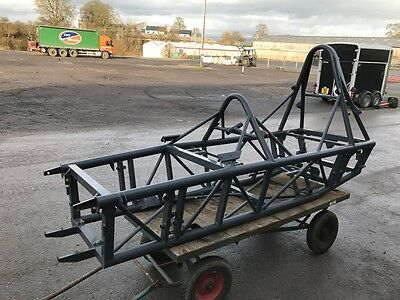 Formula Classic single seat racing car track day kit car chassis project