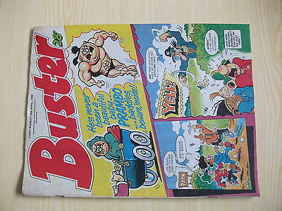 Buster Comic  16/04 1988