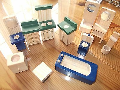 Dolls house bits and pieces