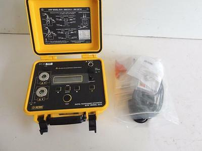 Aemc Dtr 8510 Digital Transformer Ratiometer Never Been Used In The Field