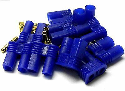 C0118B RC EC2 2mm 2.0mm Connector Male Female x 5 Set