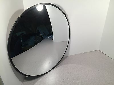 "See All Brand 18"" Inch Circular Convex Safety Mirror  - SMALL DEFECT  (E)"