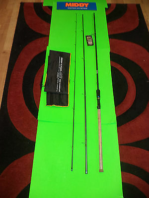 A New Middy Xflex 4G 13Ft Waggler Fishing Rod