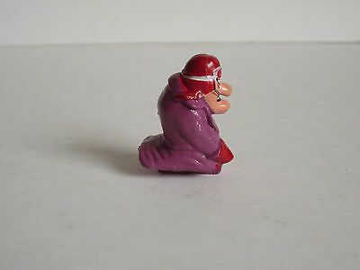 Corgi Dick Dastardly figure from his car. Unused old stock.