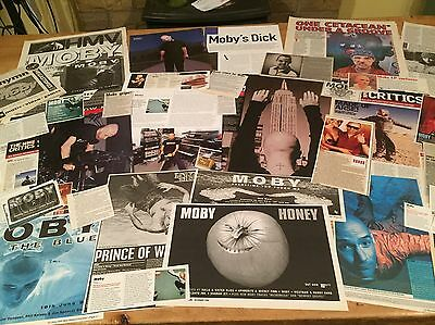 Moby - Original Cuttings/ Clippings