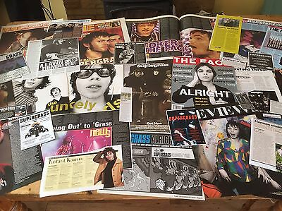 Supergrass. ( Gaz Coombes) - Cuttings/ Clippings