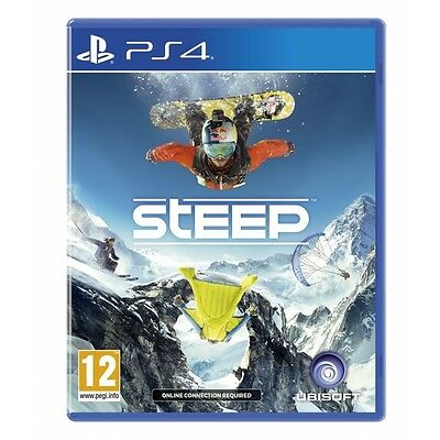 Steep PS4 Game - Brand new!