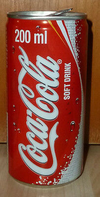 seltene COCA-COLA Coke 200ml Dose Dosen SOUTH AFRICA can