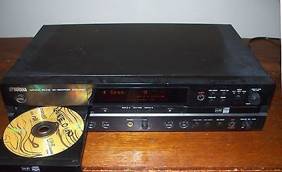 Yamaha CDR-D651CD Recorder For parts or repair