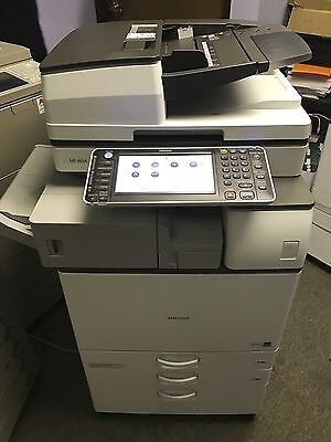 Ricoh MP4054 MP 4054 - copy, print, scan, 40 page per minute with low meter