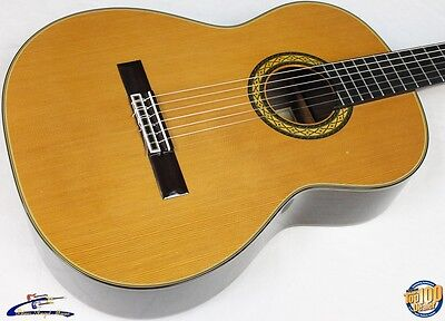 2010 Takamine H5 Hirade Classical Acoustic Guitar w/ OHSC, Japan #37932