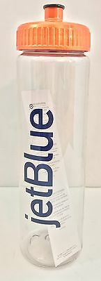 RARE JETBLUE Water bottle promotional Aviation Collectible by Elgin VIP giveaway
