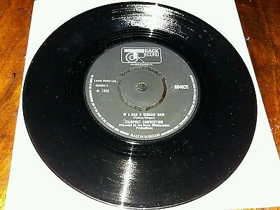 "Fairport Convention - 'if I Had A Ribbon Bow' 7"" Single *very Nice Copy*"