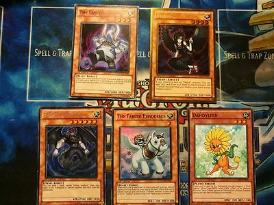 Fabled smell deck core YU-GI-OH