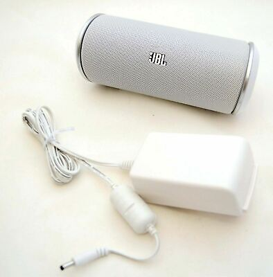 NEW JBL Flip WHITE Wireless Bluetooth Portable Stereo Versatile Speaker System