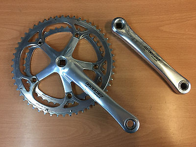 CAMPAGNOLO  CENTAUR DOUBLE CHAINSET - 175mm - 135 BCD