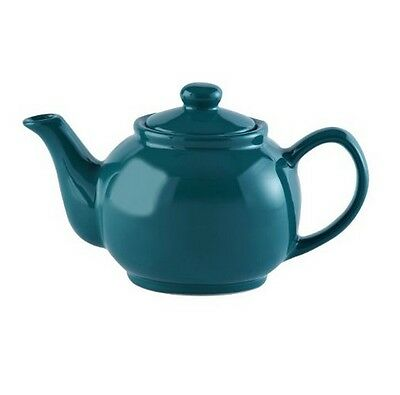 Brand New 2 Cup Teapot Teal Blue
