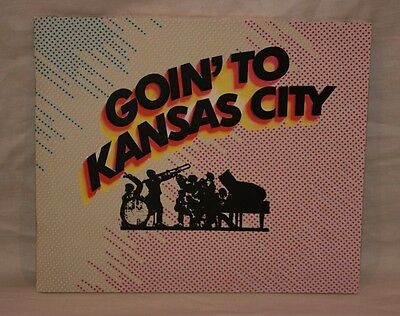Goin' to Kansas City / Litwak and Pearson / jazz / african-american history