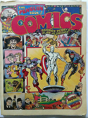 The Penguin Book Of Comics 1971 Good Condition **Free UK Postage**