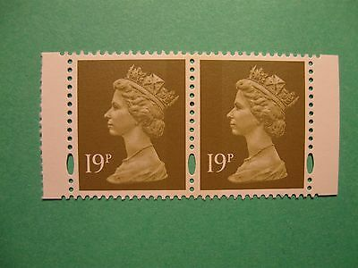 GB Machin 1995 Y1771 and Y1771a L and R Bands MNH 2063