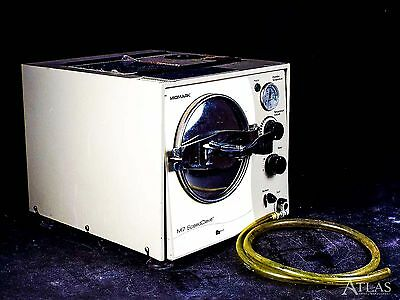 Midmark M7 Speedclave Dental Autoclave Sterilizer for Instruments w/ 3 Trays