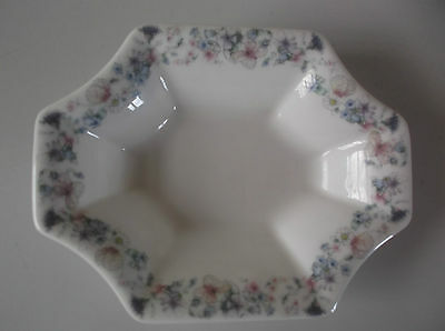 Vintage Wedgwood Angela Bone China Dish / Plate