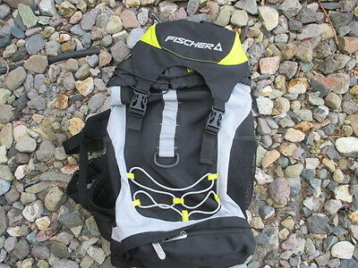 Fischer Ski Snowboard Daypack Mountaineering Backpack 22 Litre NEW! Free Ship!